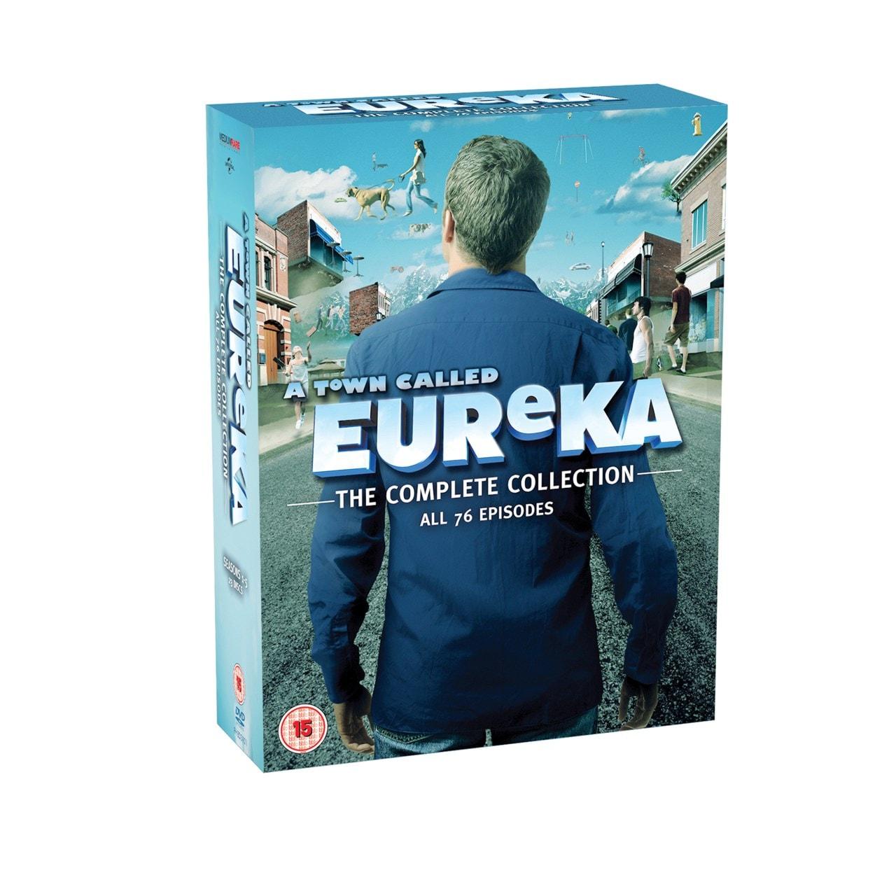 A Town Called Eureka: Seasons 1-5 - 2