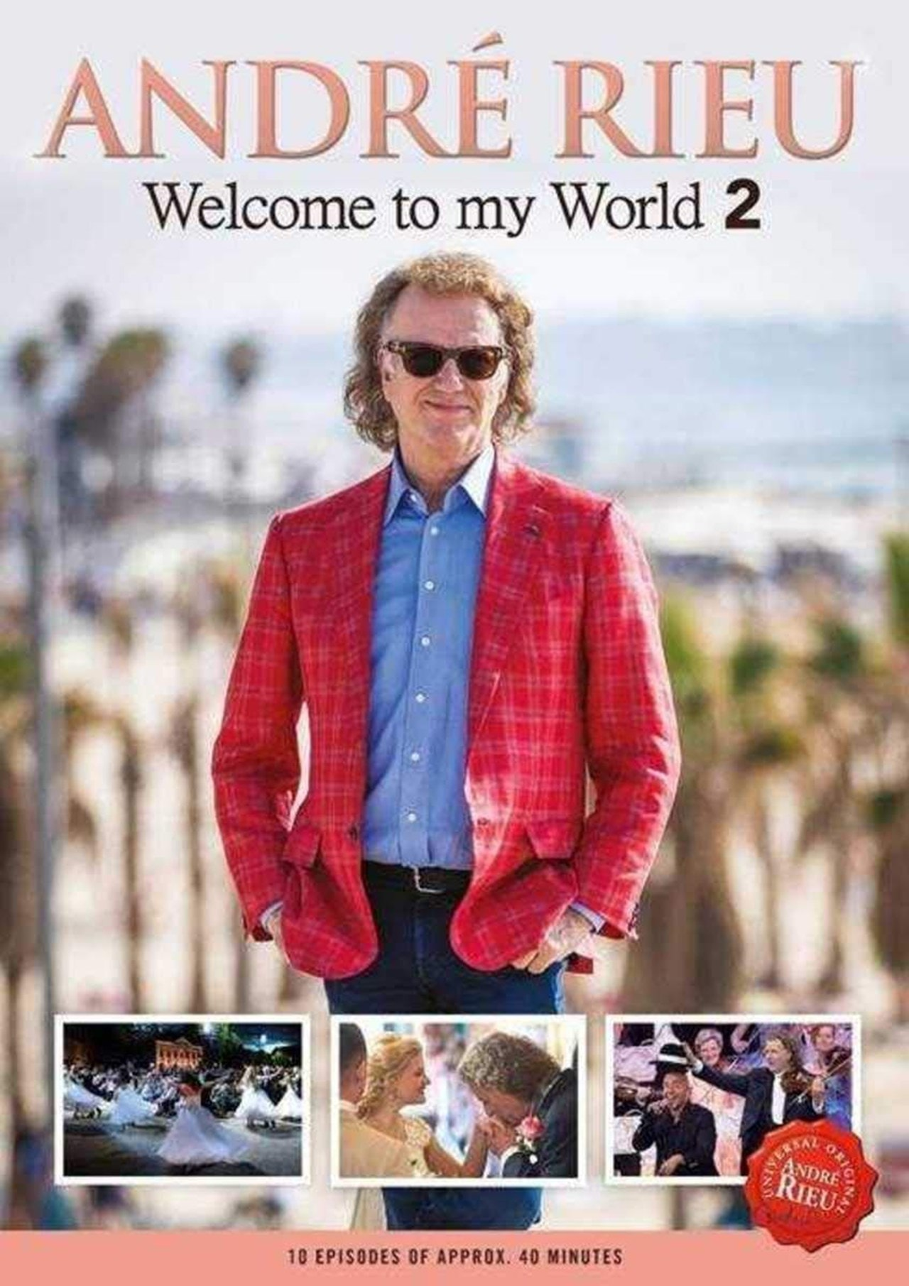 Andre Rieu: Welcome to My World 2 - 1