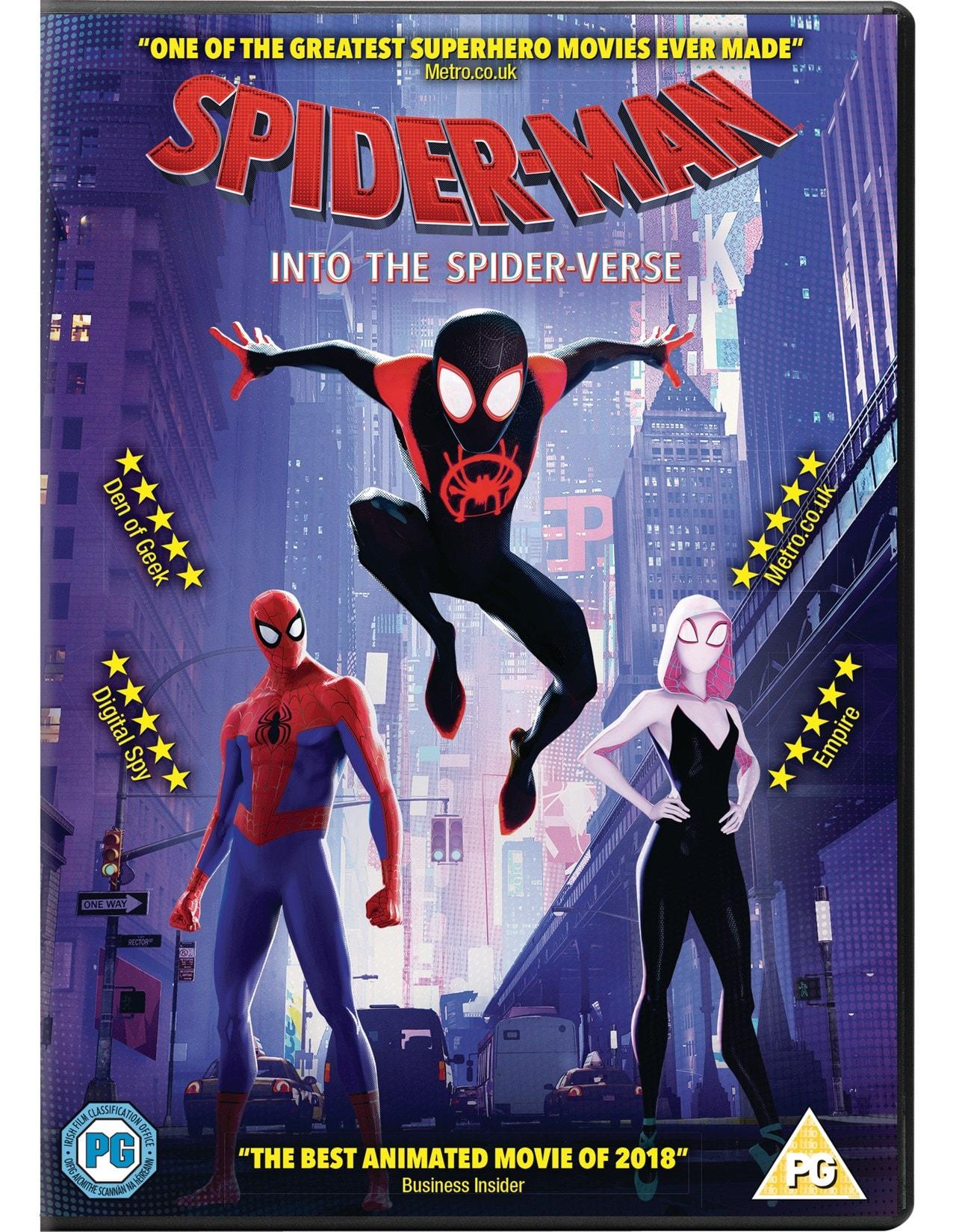 Spider-Man - Into the Spider-verse - 1