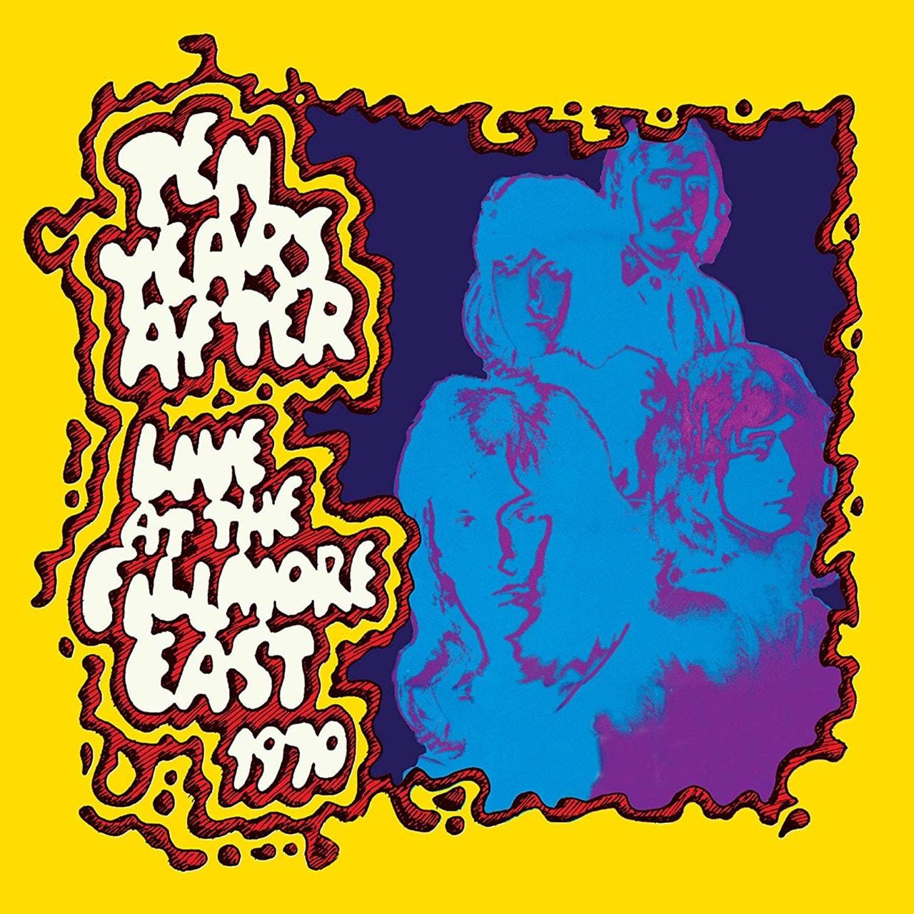 Live Tt the Filmore East 1970 - 1
