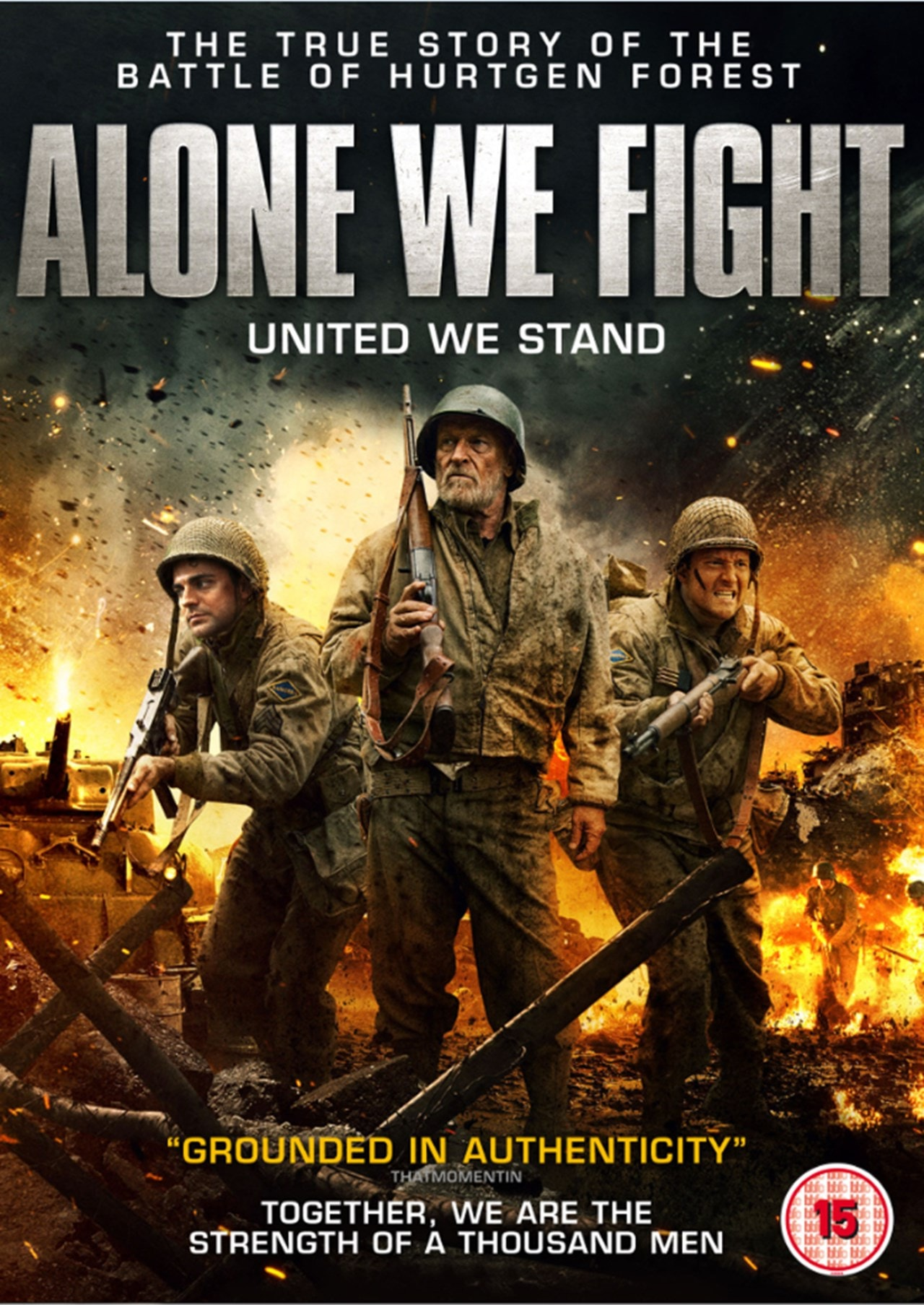 Alone We Fight - 1