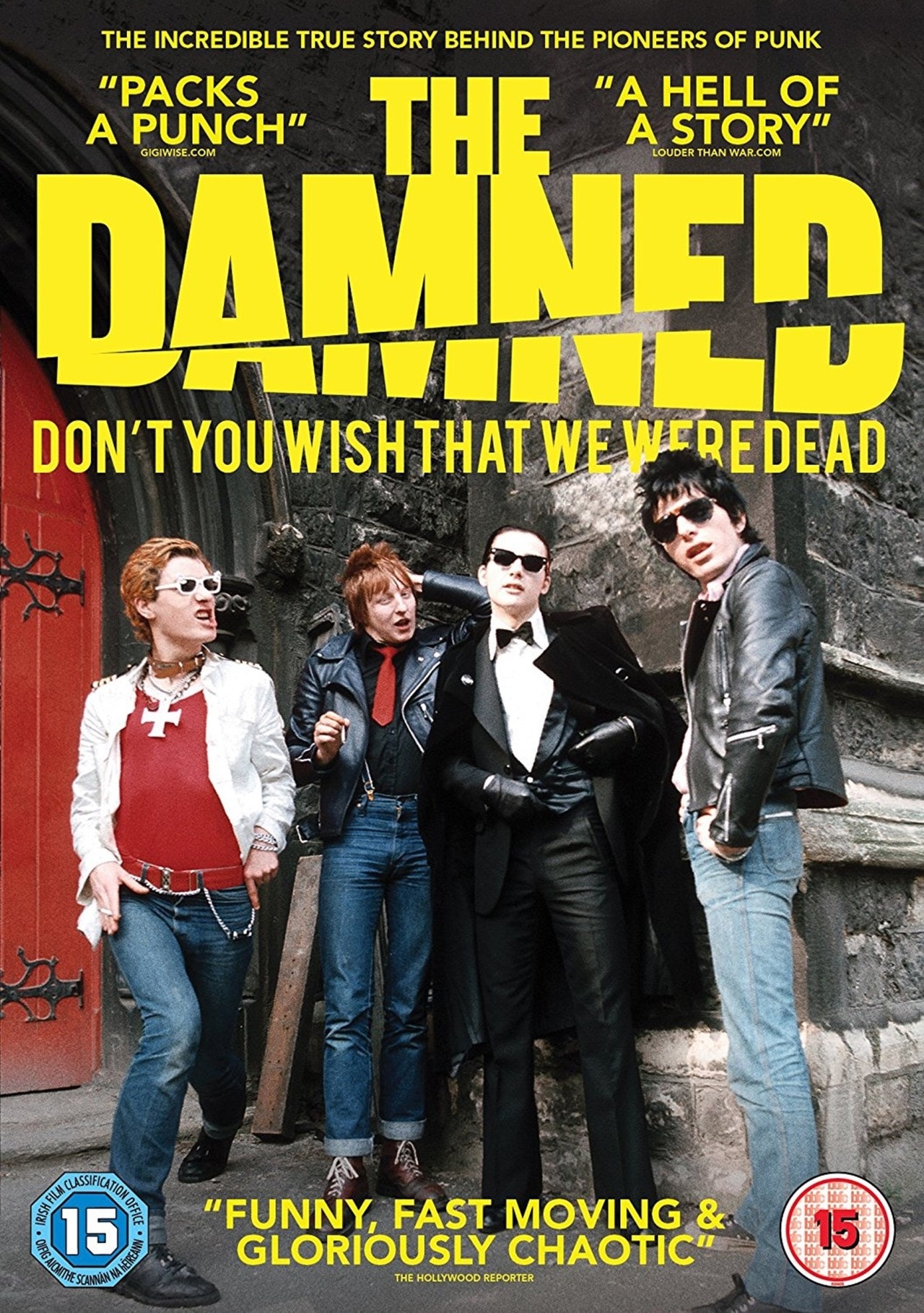 The Damned: Don't You Wish That We Were Dead - 1