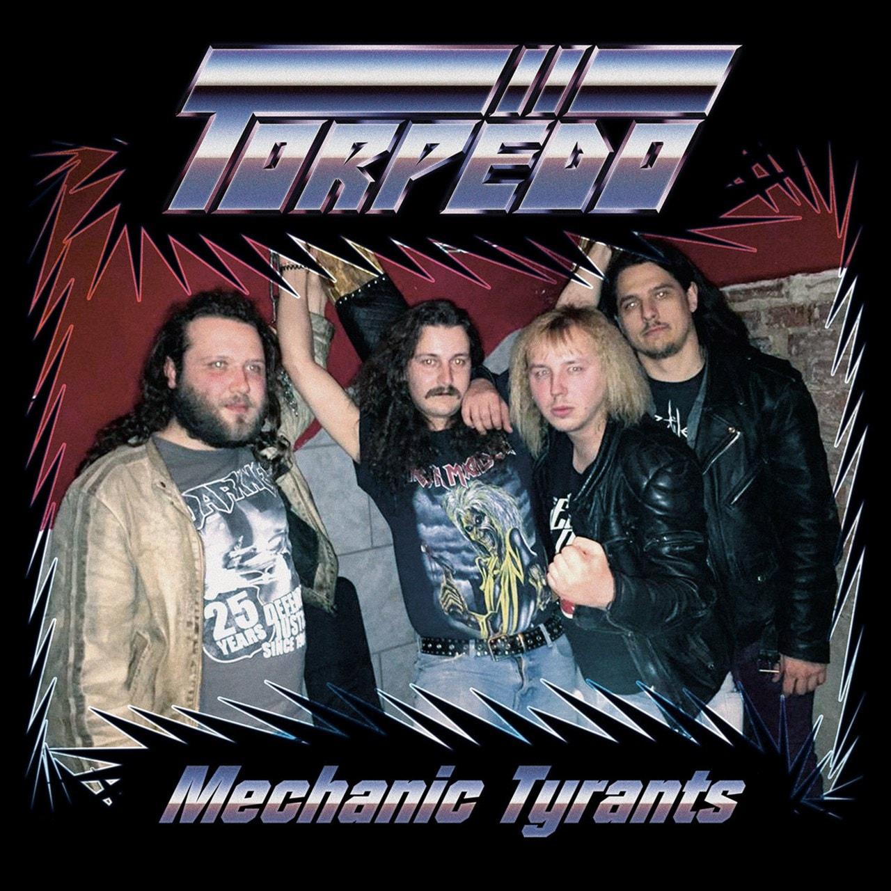Mechanic Tyrants - 1