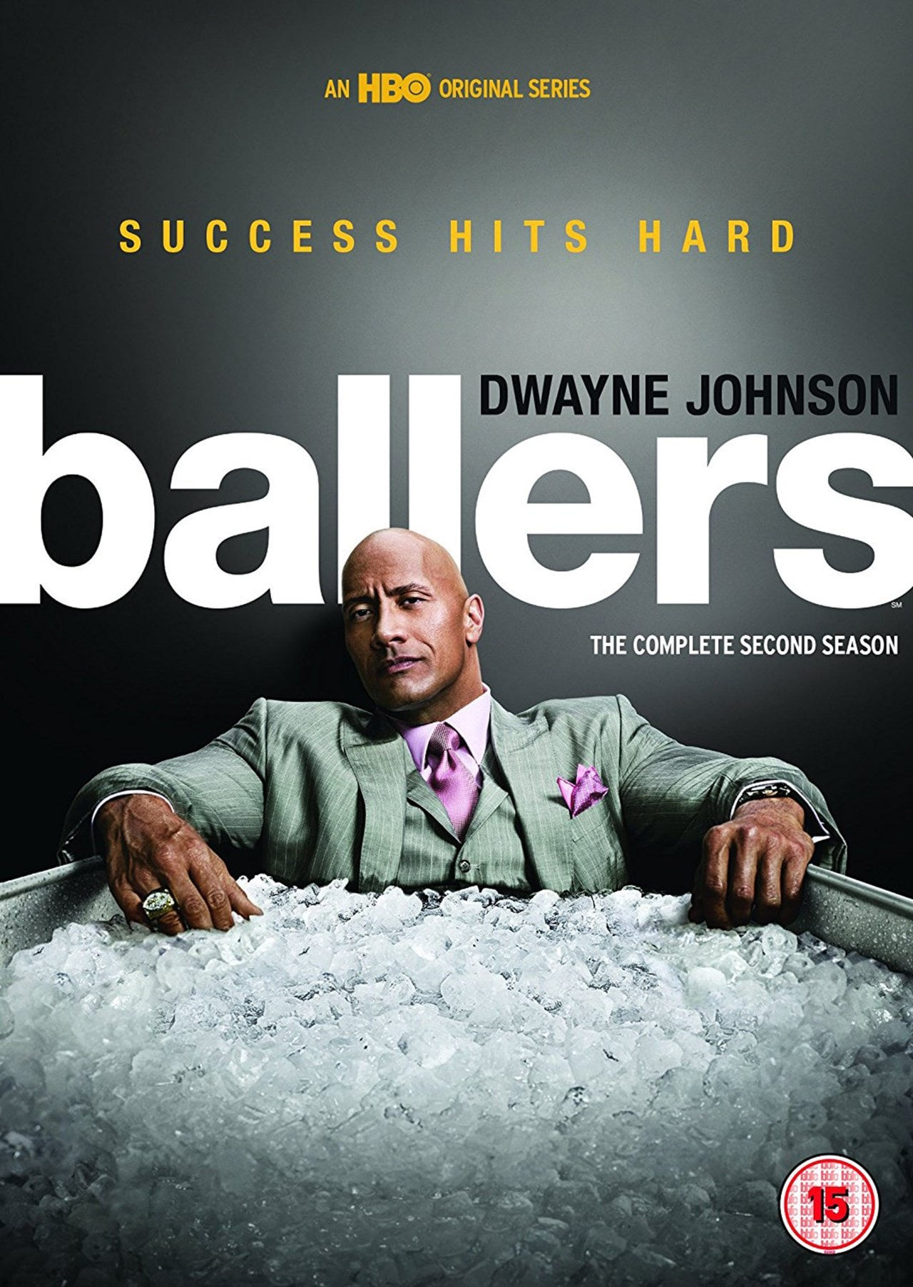 Ballers: The Complete Second Season - 1