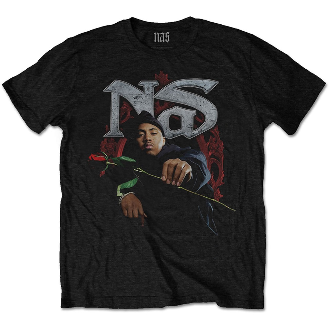 Nas Red Rose (Small) - 1