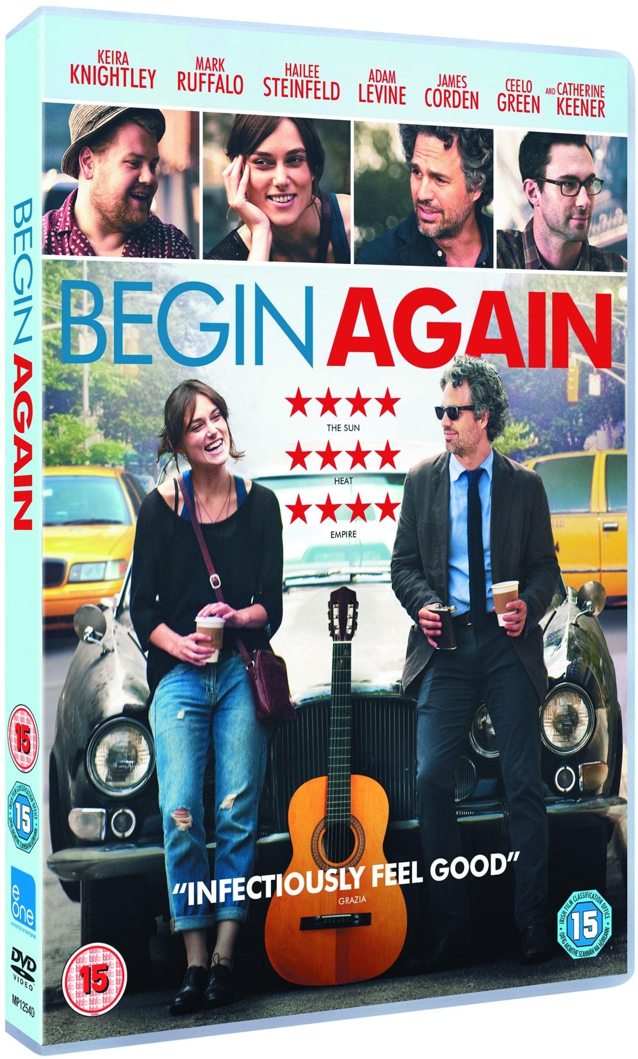 Begin Again - 2
