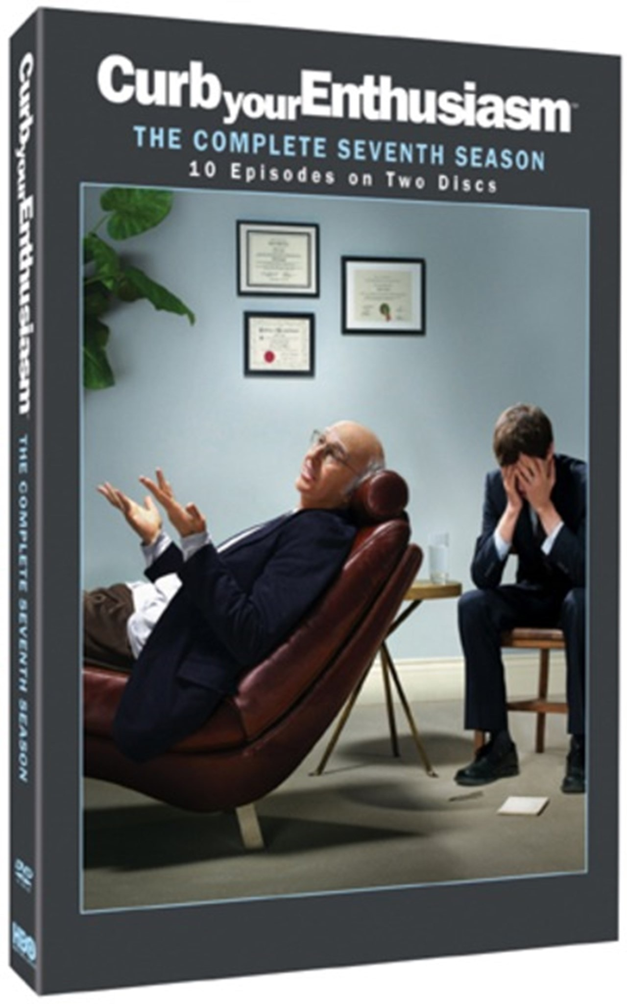 Curb Your Enthusiasm: The Complete Seventh Season - 1