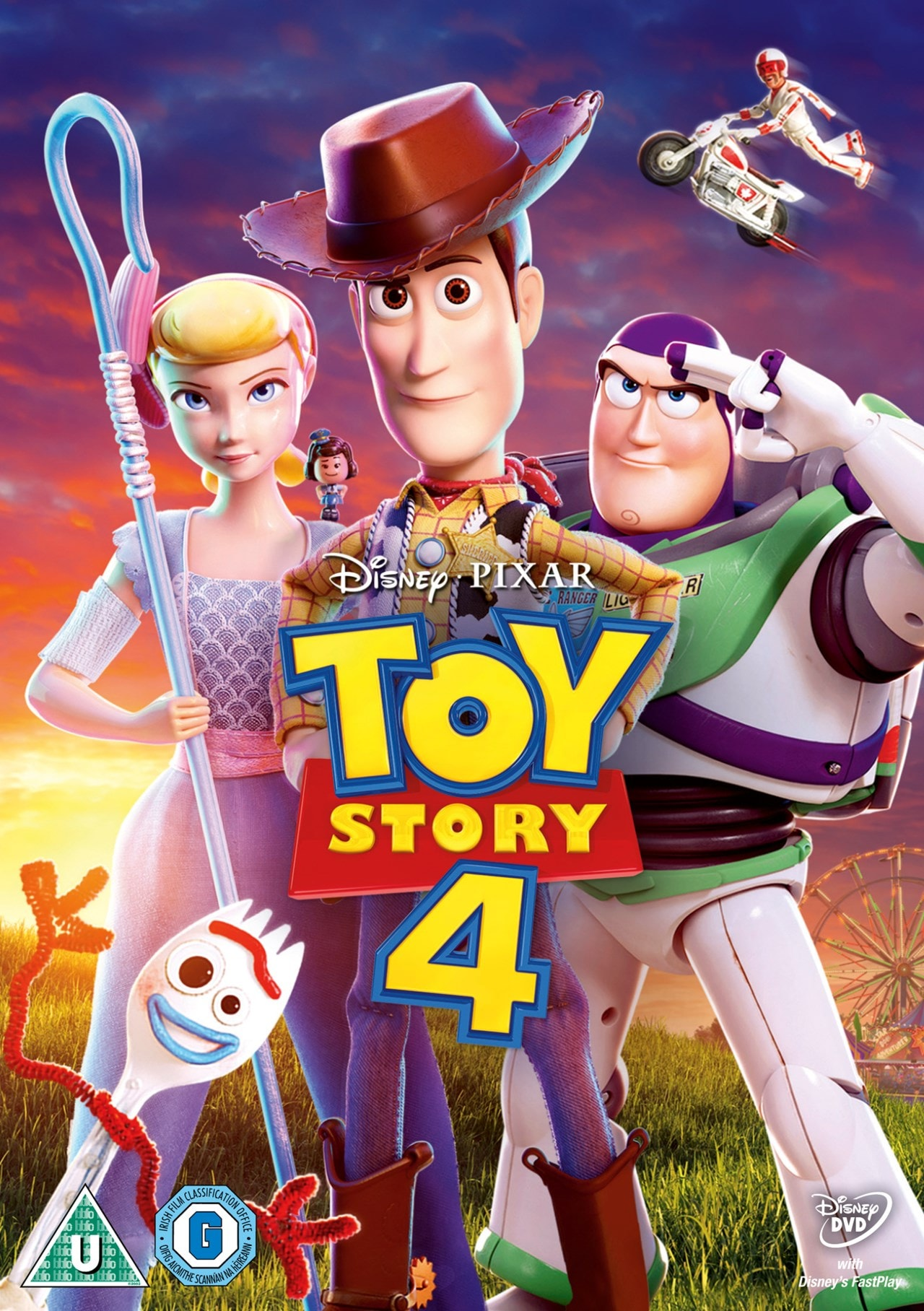 Toy Story 4 - 3