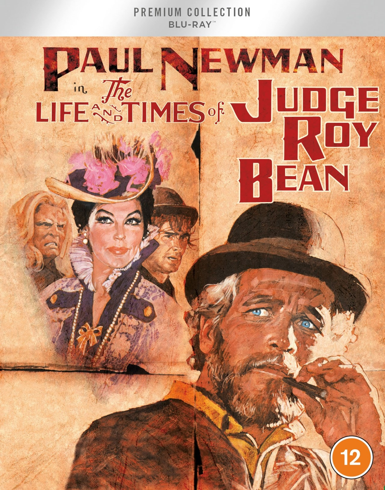 The Life and Times of Judge Roy Bean (hmv Exclusive) - The Premium Collection - 2