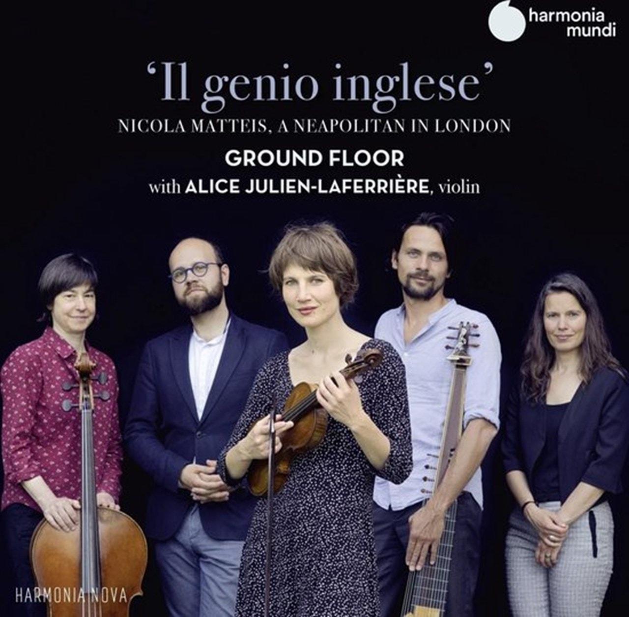 Il Genio Inglese: Nicola Matteis, a Neapolitan in London - 1