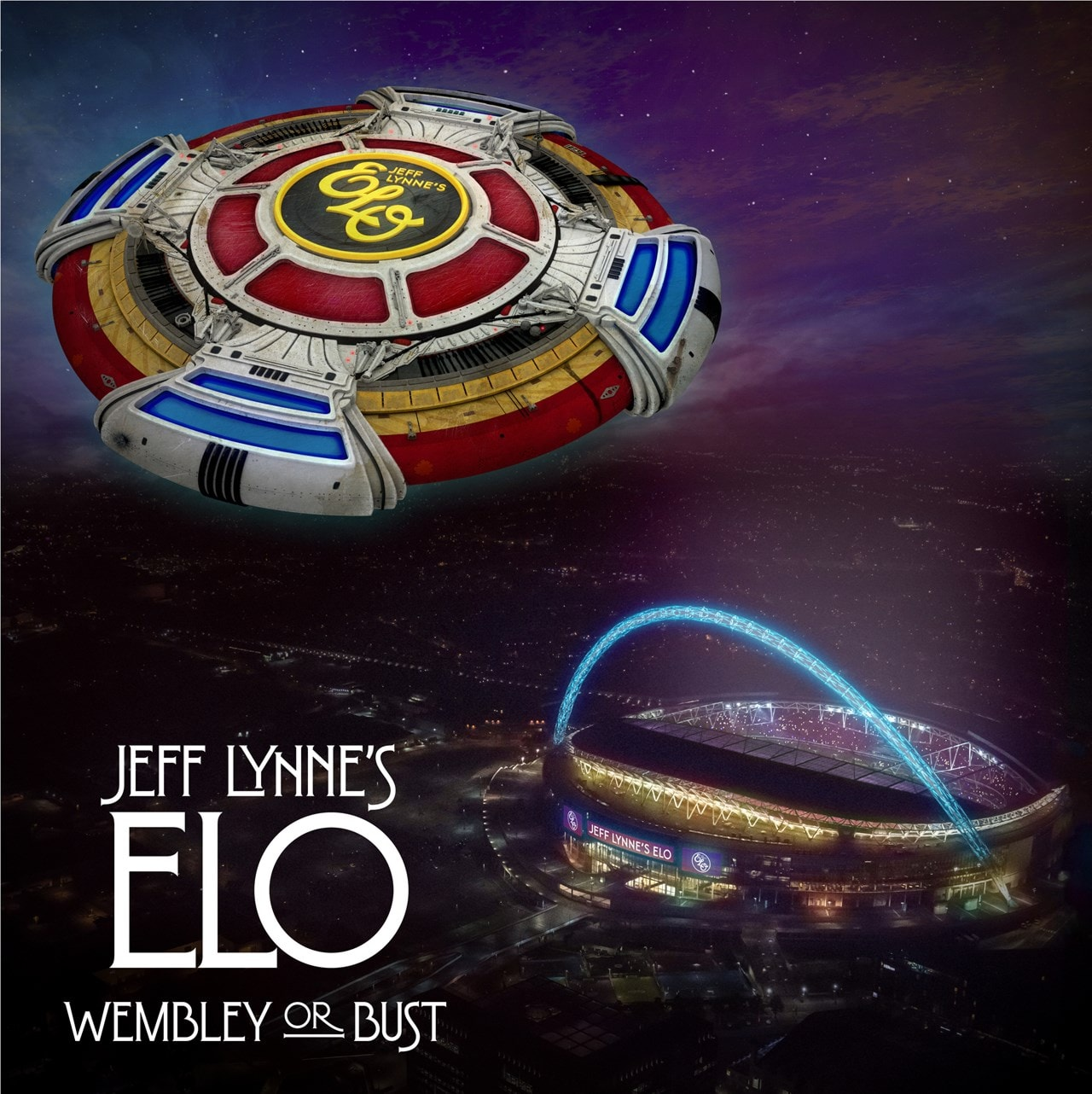 Wembley Or Bust - 1