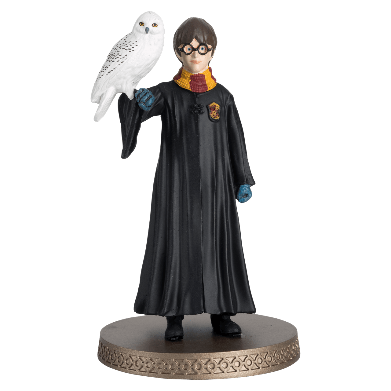 Harry Potter and Hedwig Year 1 Figurine: Hero Collector - 1