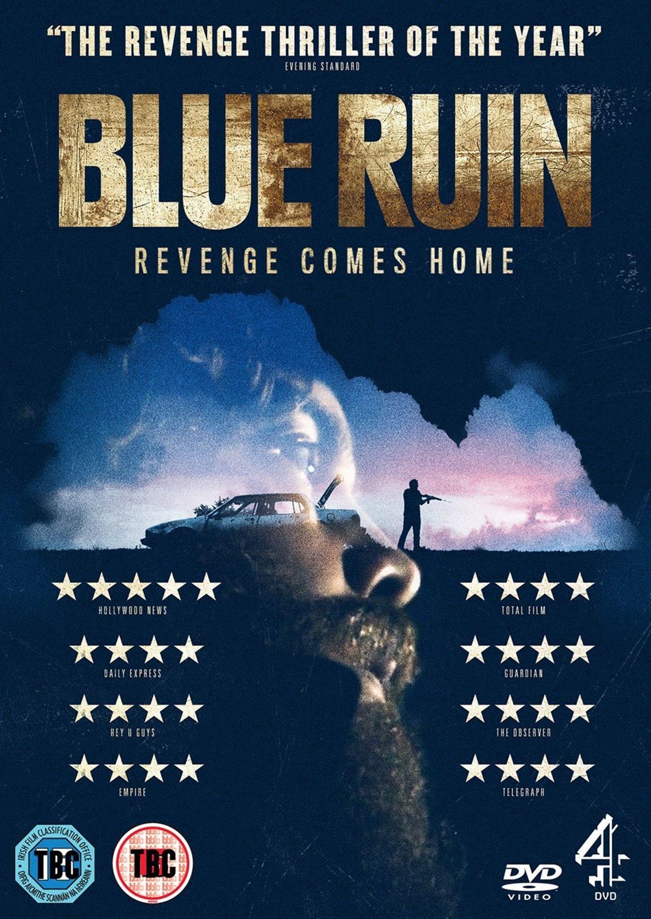 Blue Ruin - 1