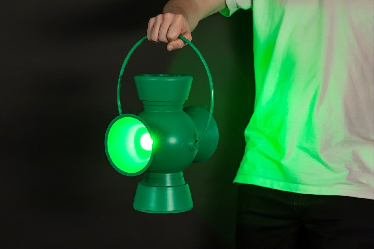 Green Lantern Lamp (online only) - 1