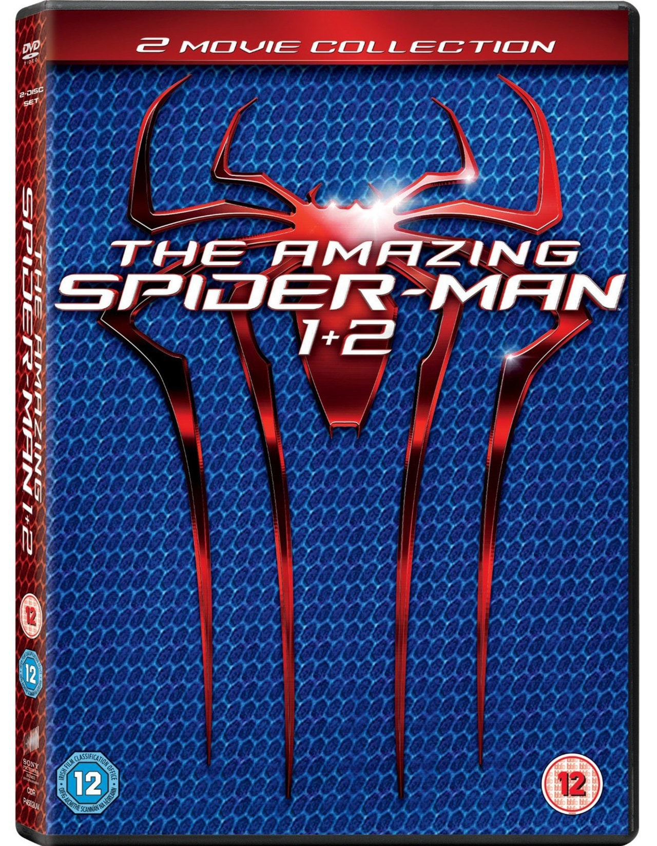 The Amazing Spider-Man/The Amazing Spider-Man 2 - 1