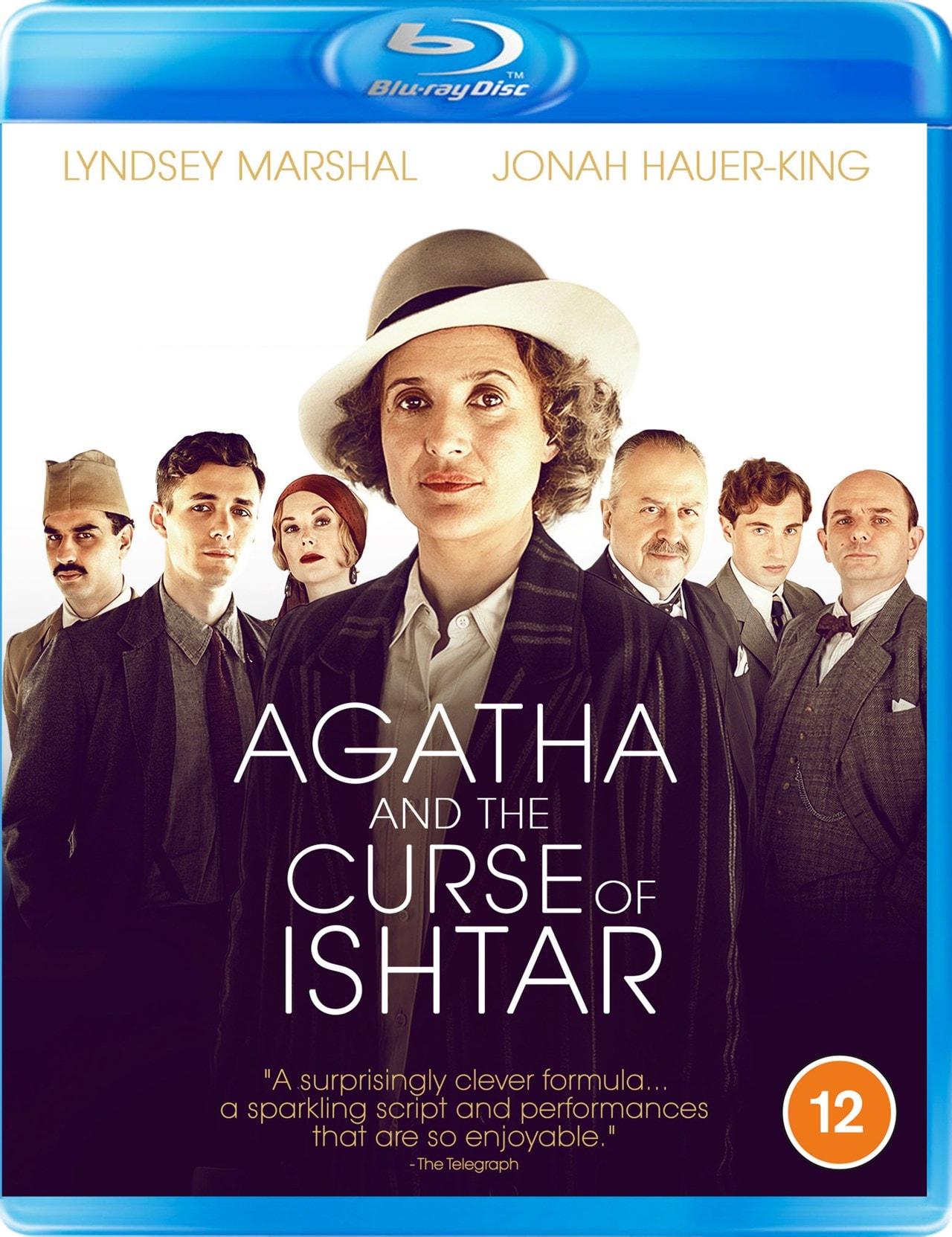Agatha and the Curse of Ishtar - 1