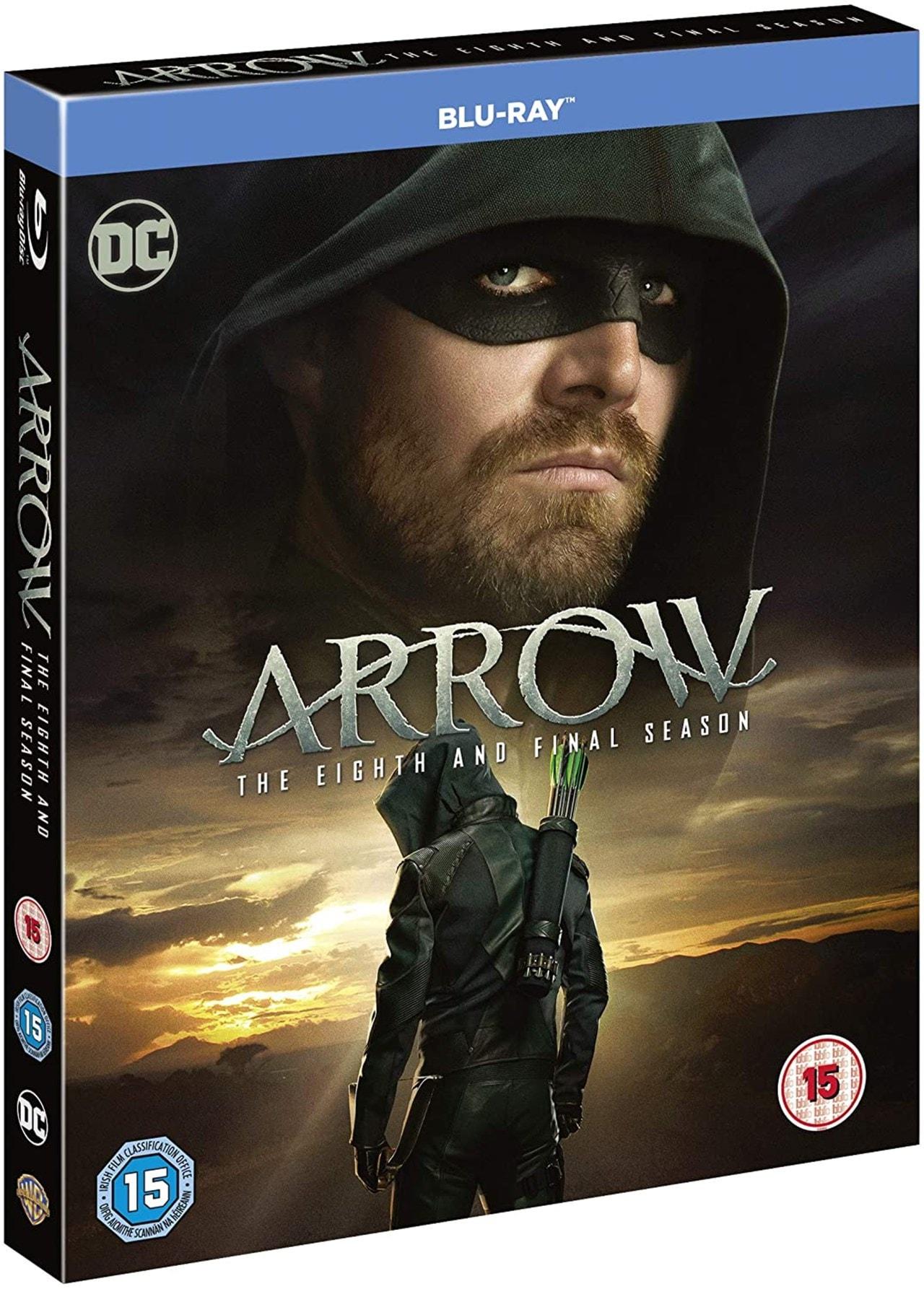 Arrow: The Eighth and Final Season - 2