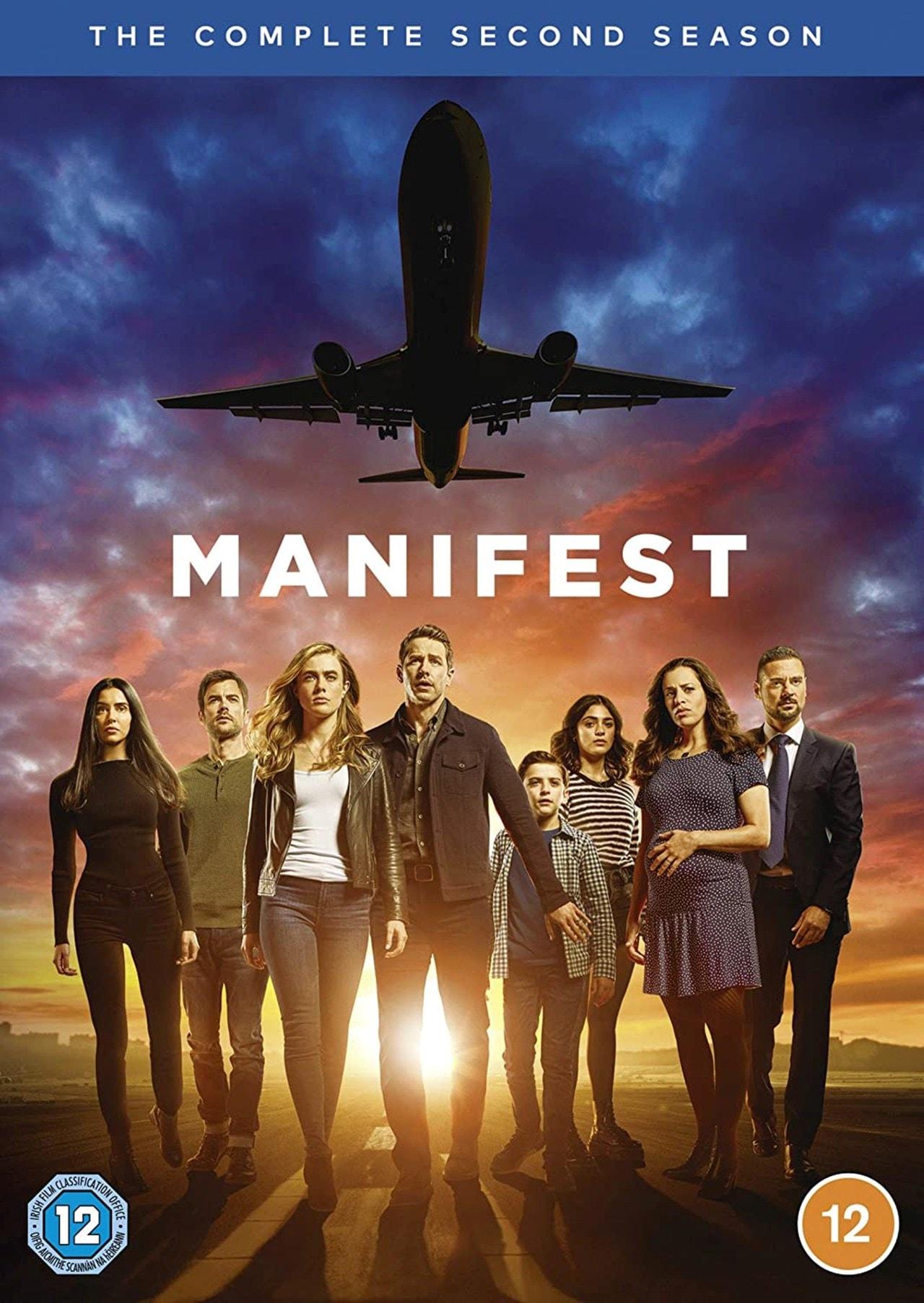 Manifest: The Complete Second Season - 1
