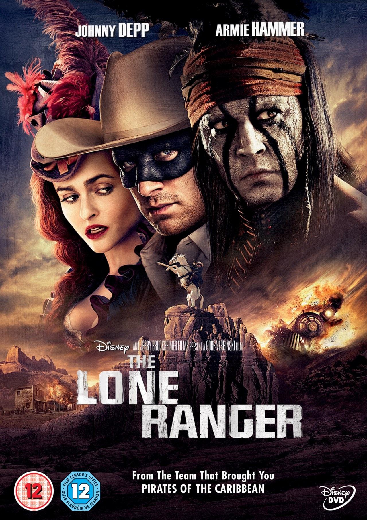 The Lone Ranger - 1
