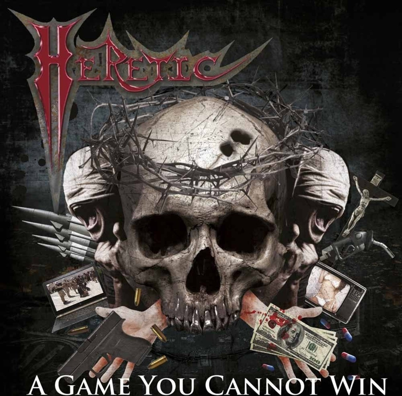 A Game You Cannot Win - 1