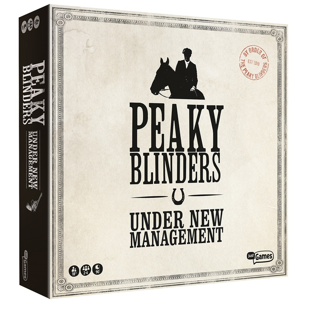 Peaky Blinders: Under New Management - 1