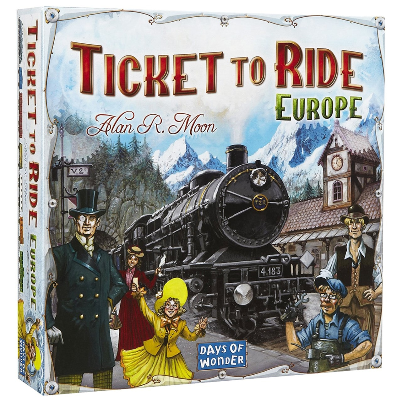 Ticket To Ride: Europe - 1