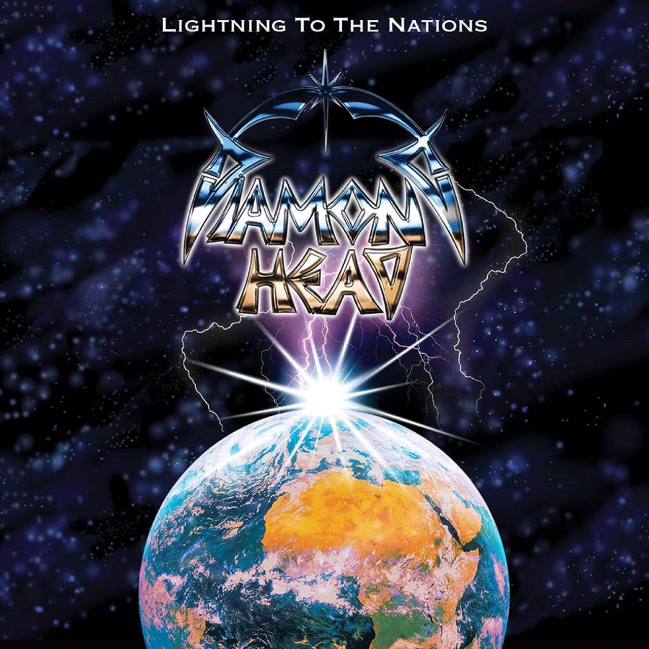 Lightning to the Nations: The White Album - 1
