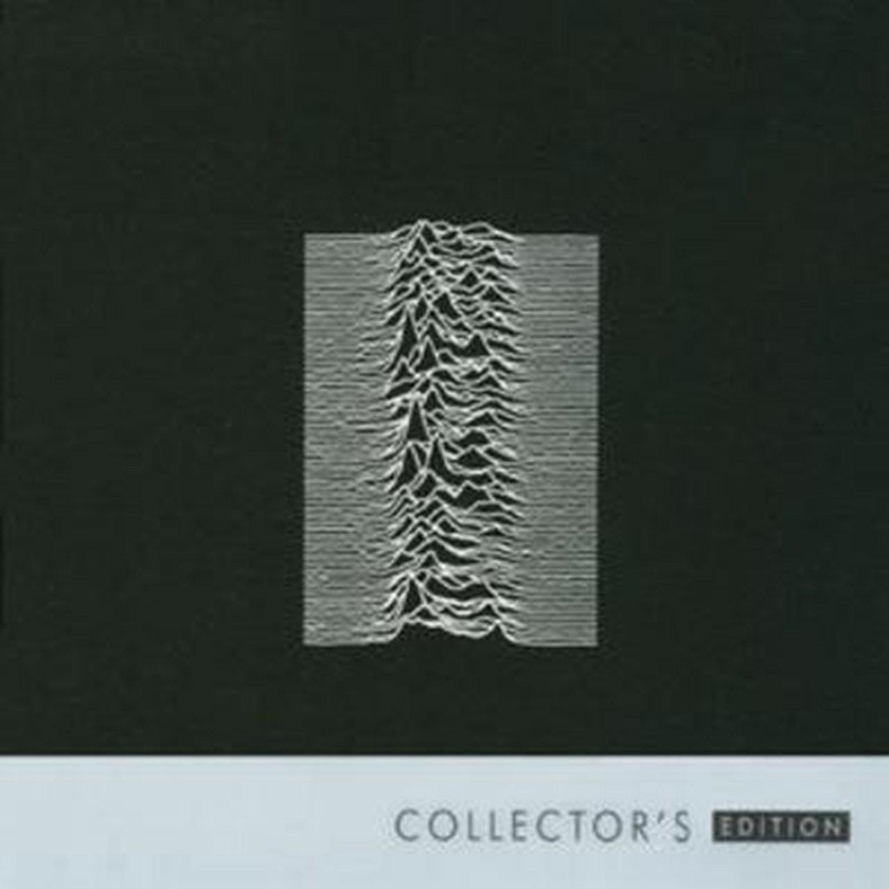 Unknown Pleasures [remastered With Bonus Disc] - 1