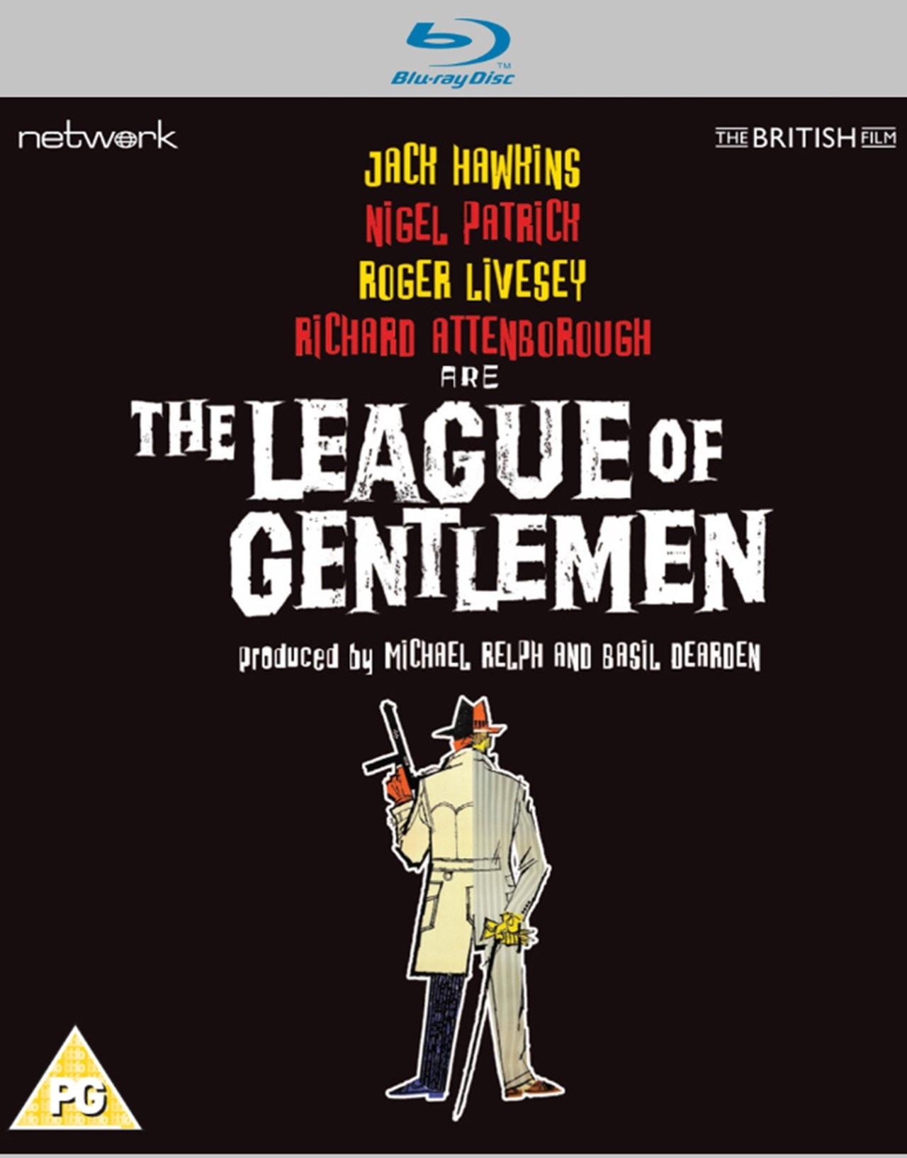 The League of Gentlemen - 1