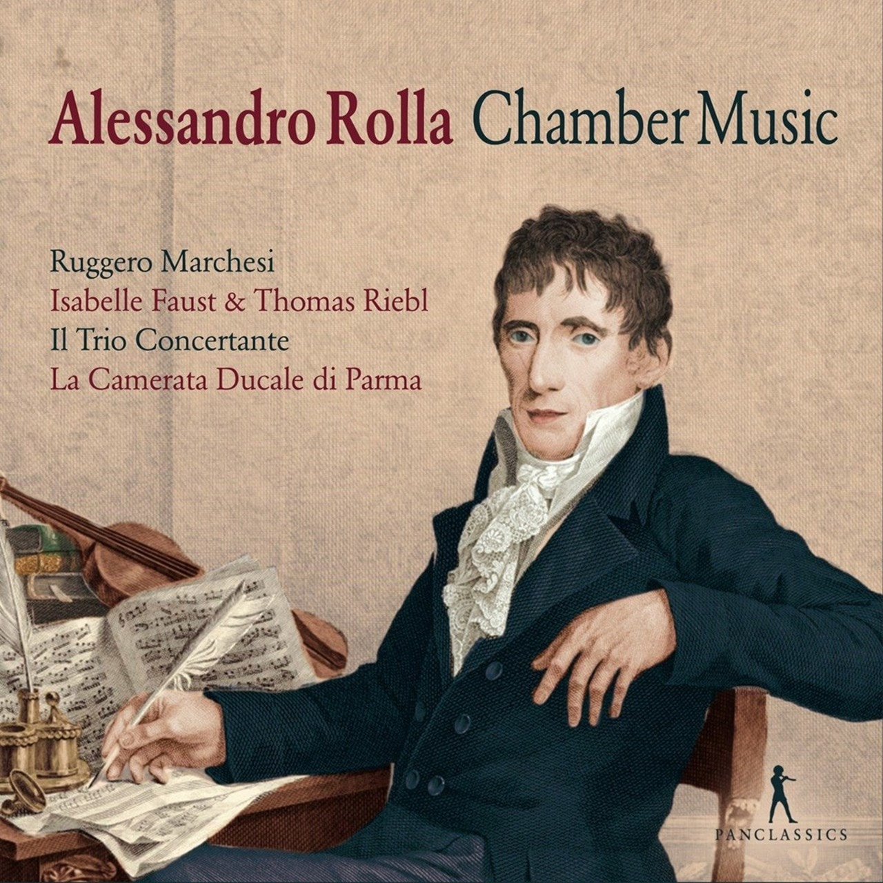 Alessandro Rolla: Chamber Music - 1