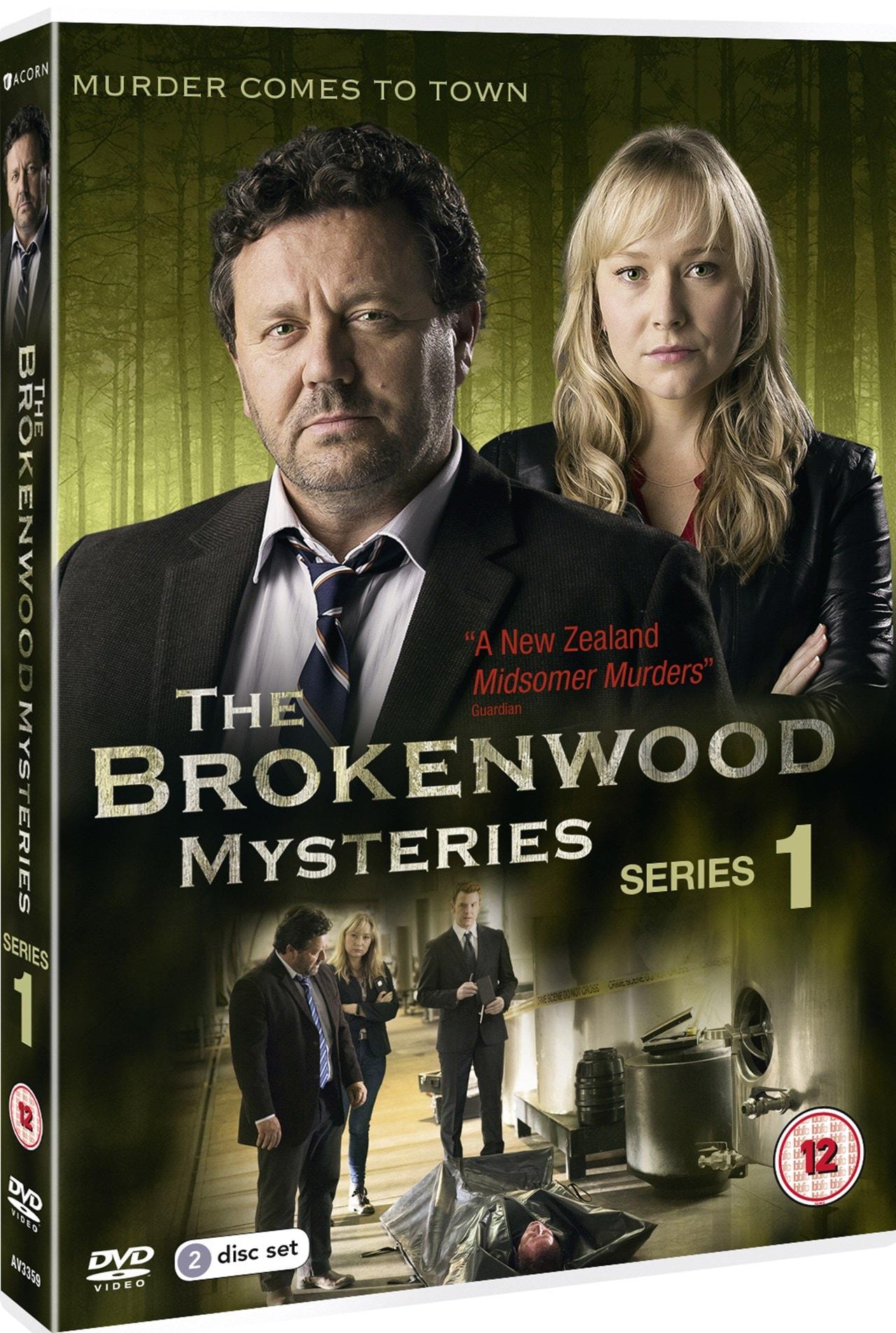 The Brokenwood Mysteries: Series 1 - 2