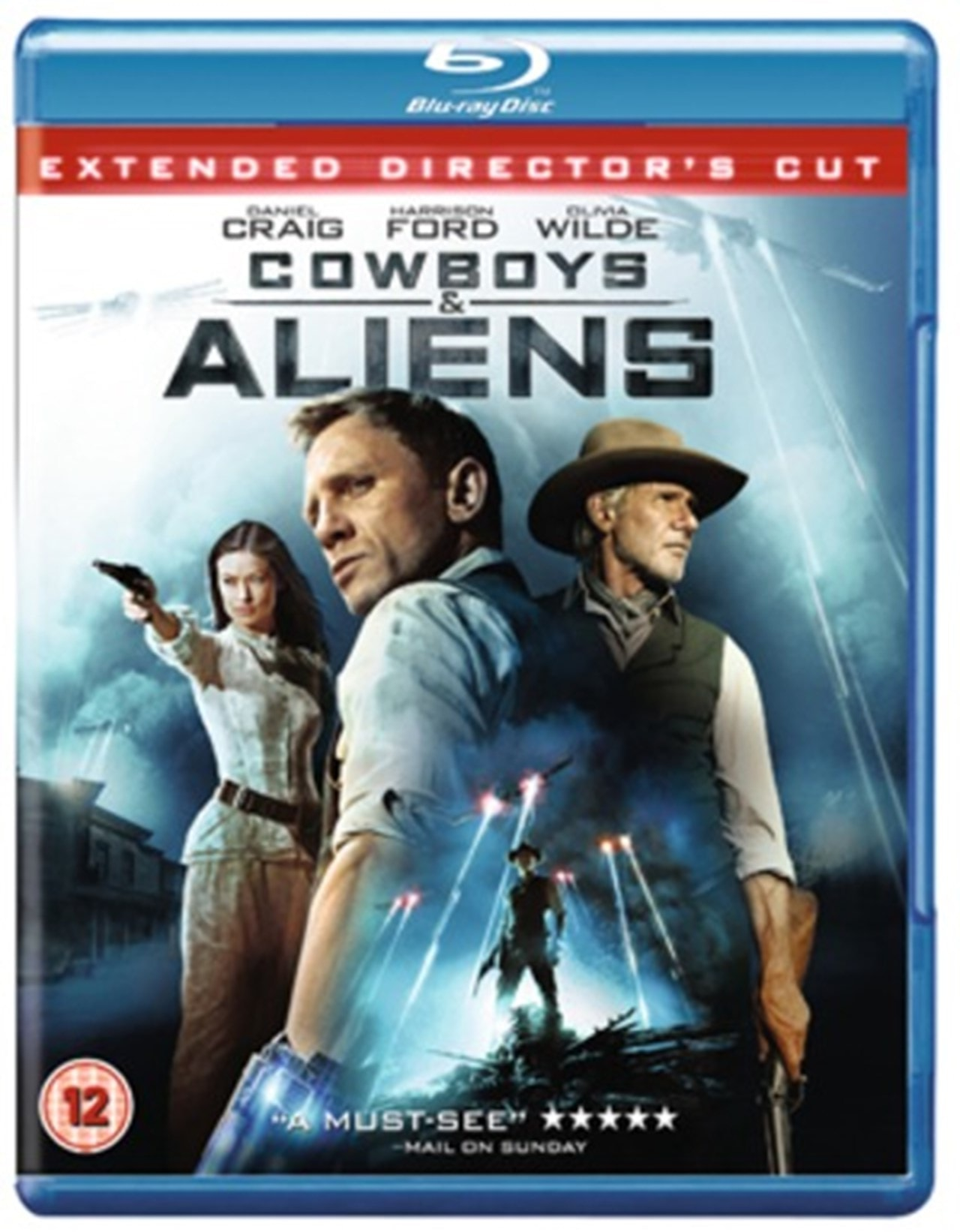 Cowboys and Aliens - 1