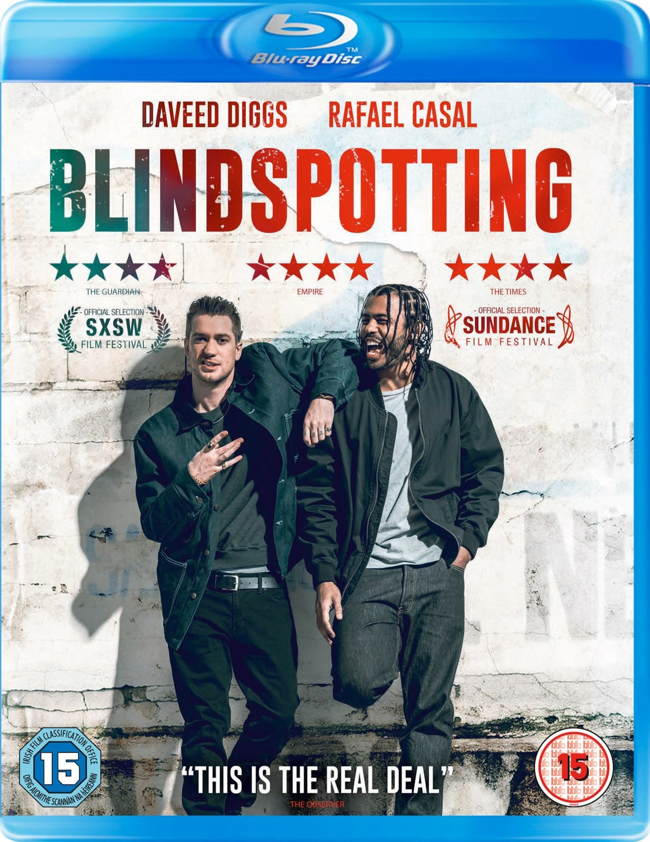 Blindspotting - 1