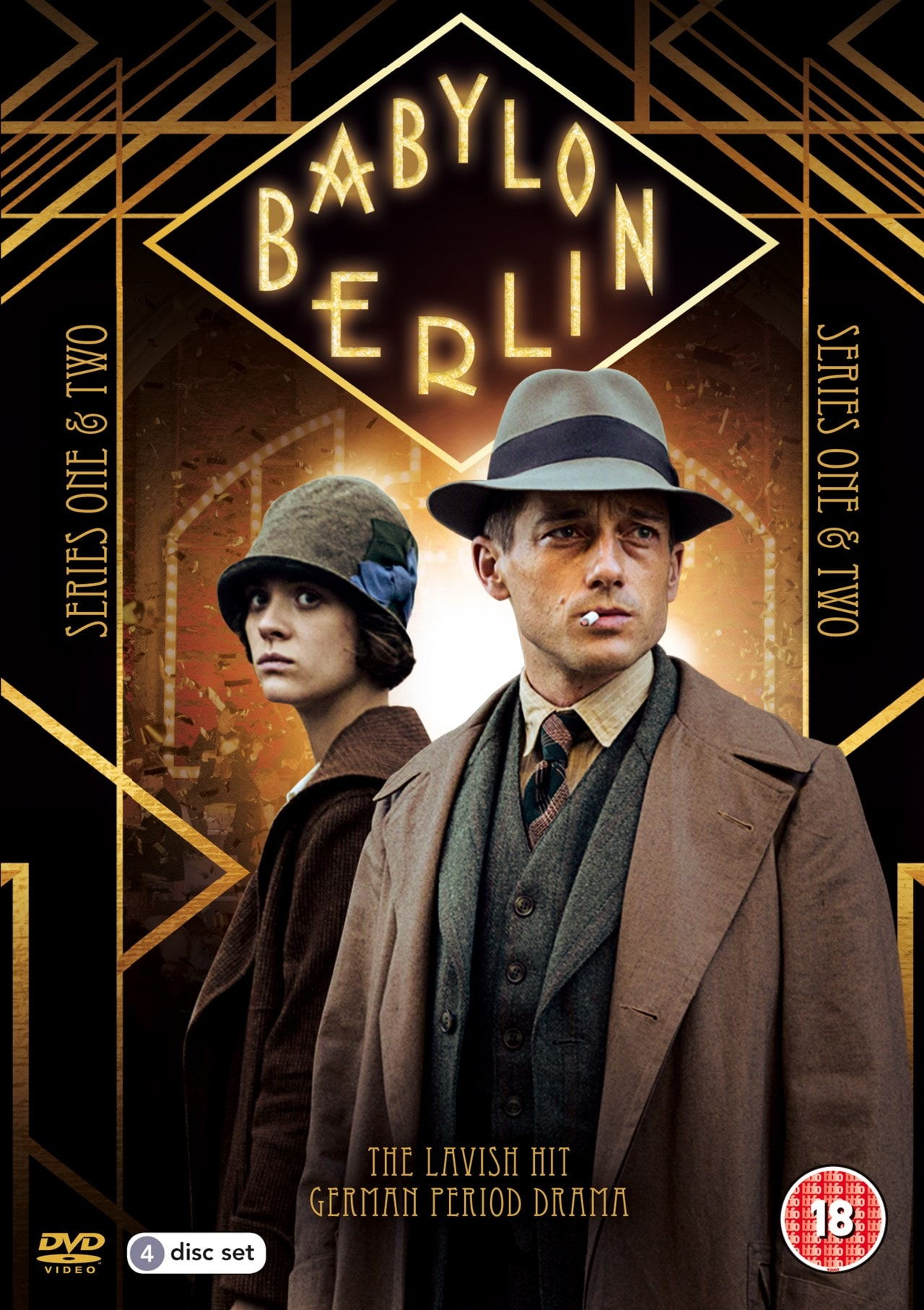 Babylon Berlin: Series One & Two - 1