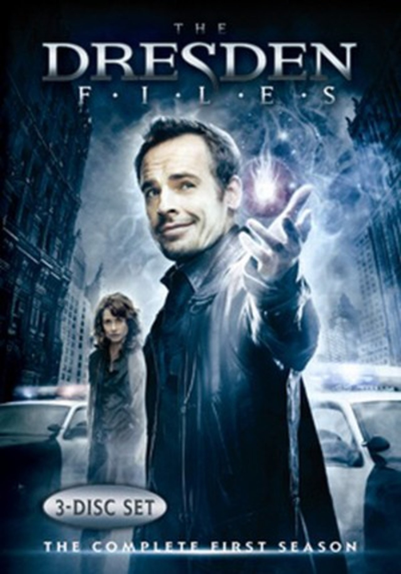 The Dresden Files - 1