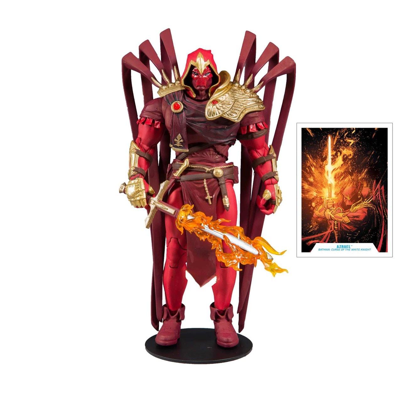 White Knight: Azrael (DC Multiverse) Action Figure - 2