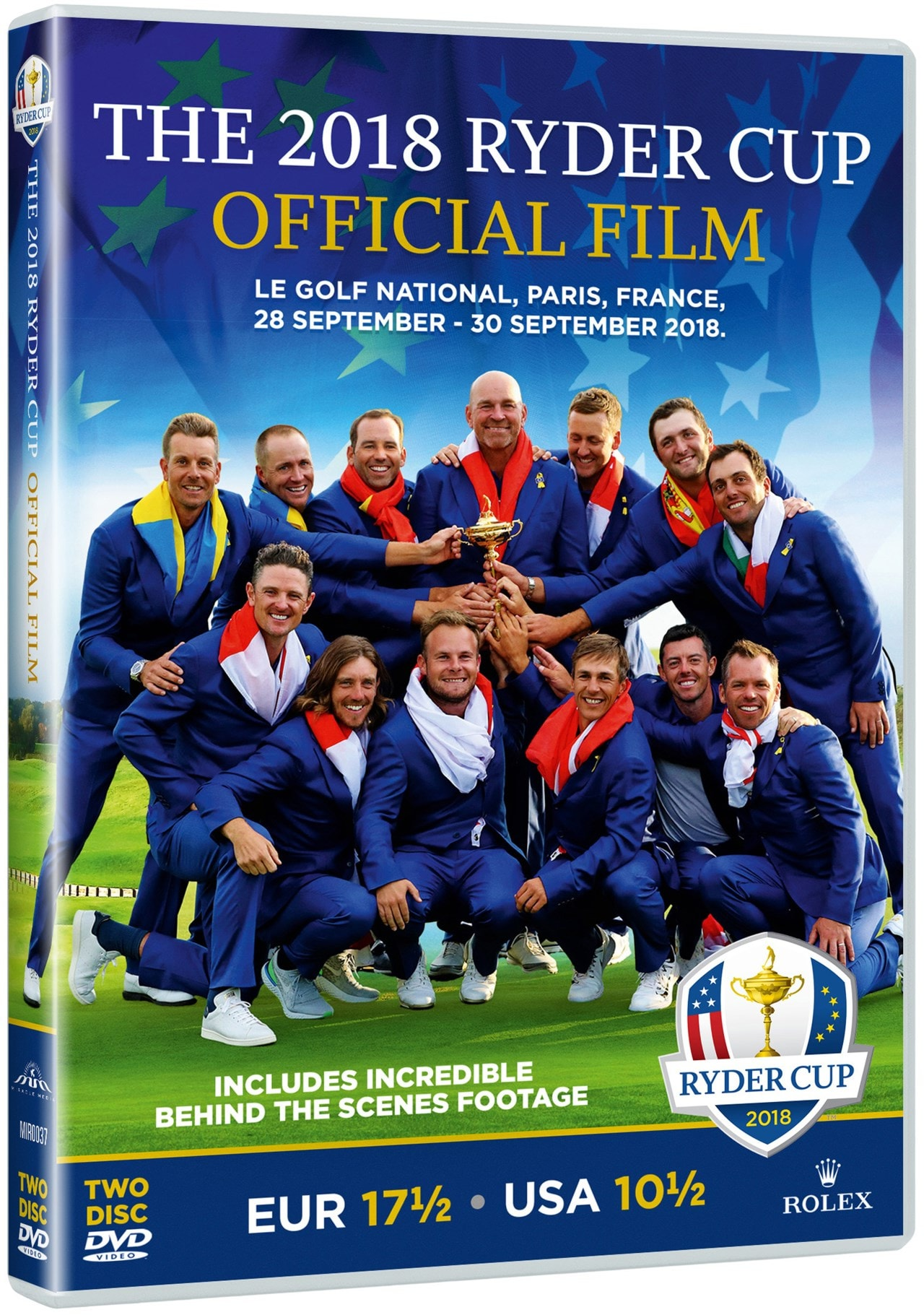 The 2018 Ryder Cup Official Film - 2