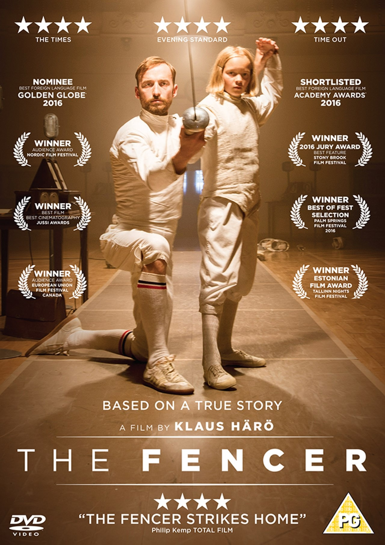The Fencer - 1