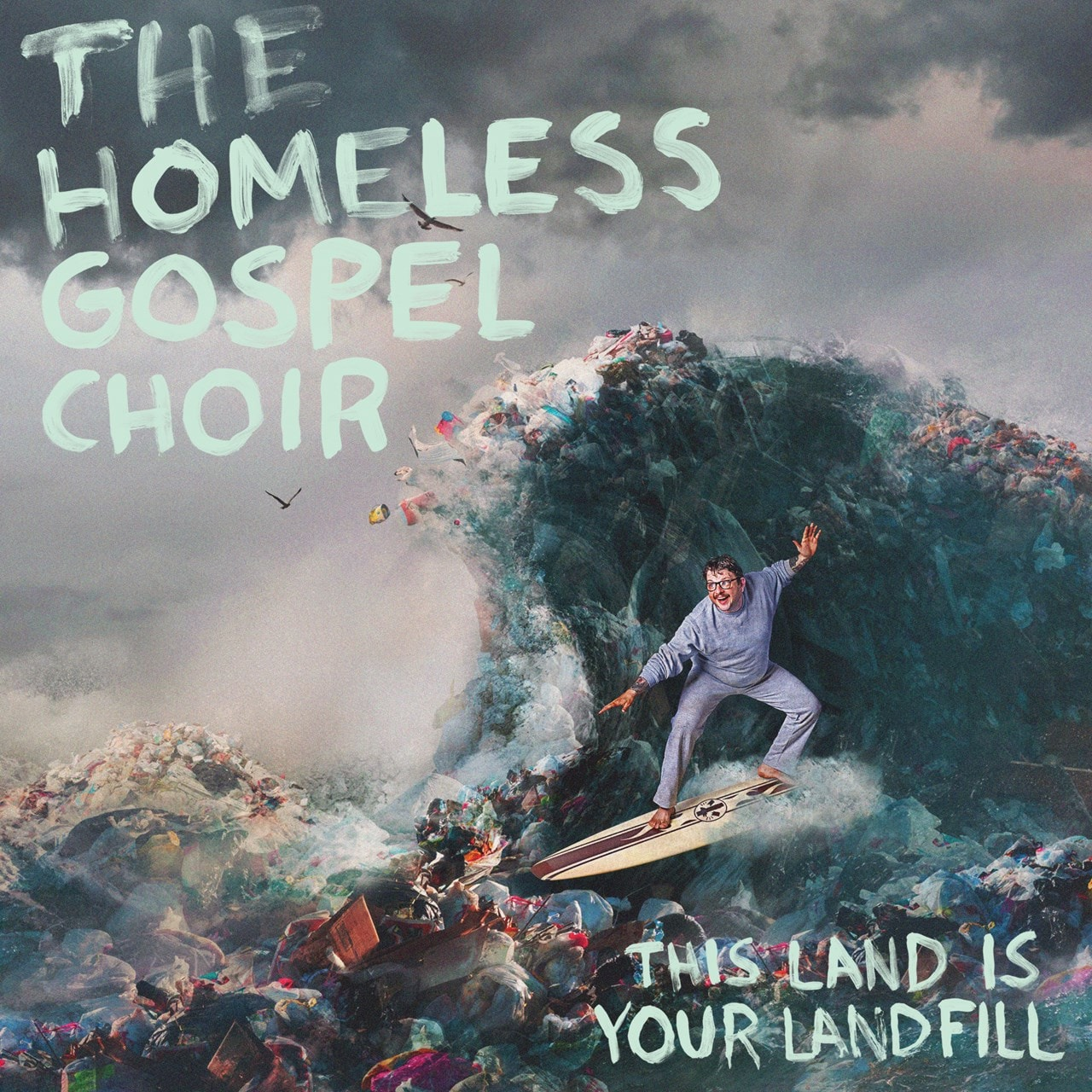 This Land Is Your Landfill - 1