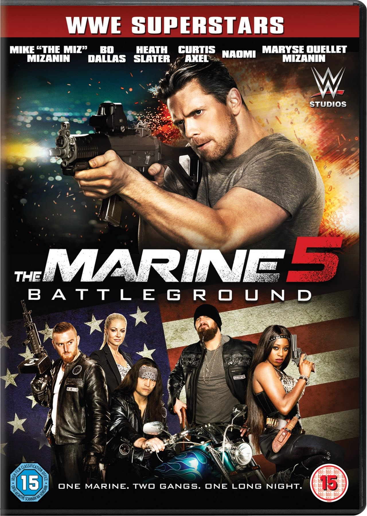The Marine 5 - Battleground - 1