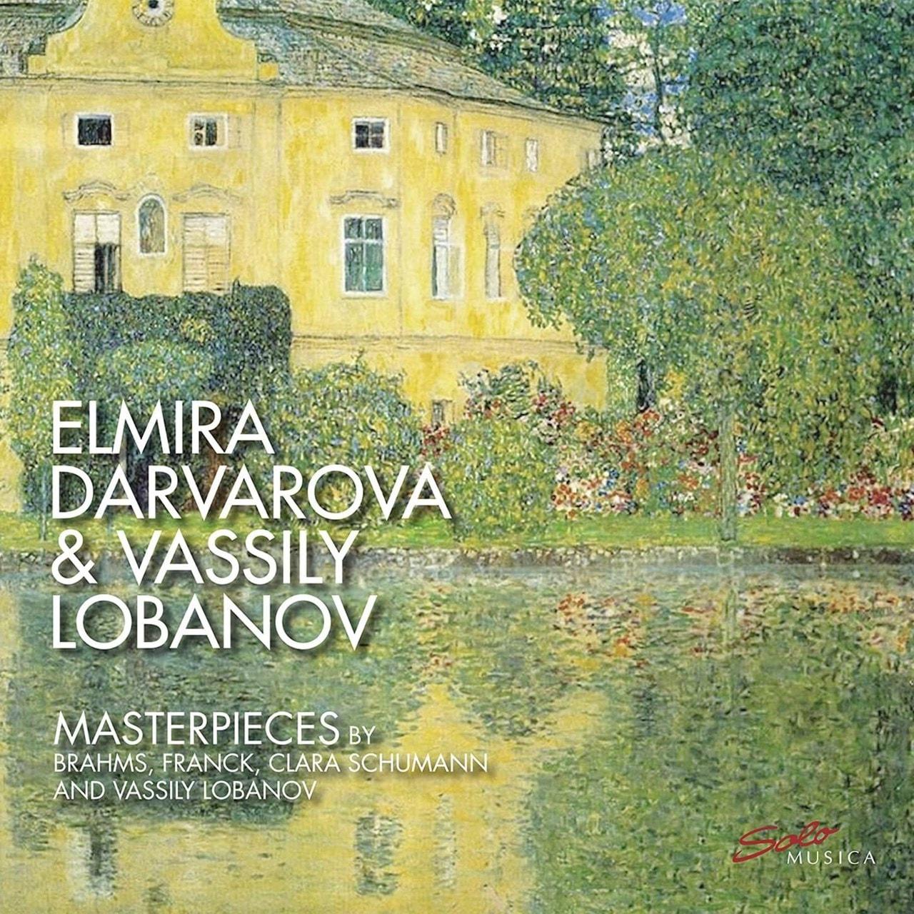 Elmira Darvarova & Vassily Lobanov: Masterpieces - 1