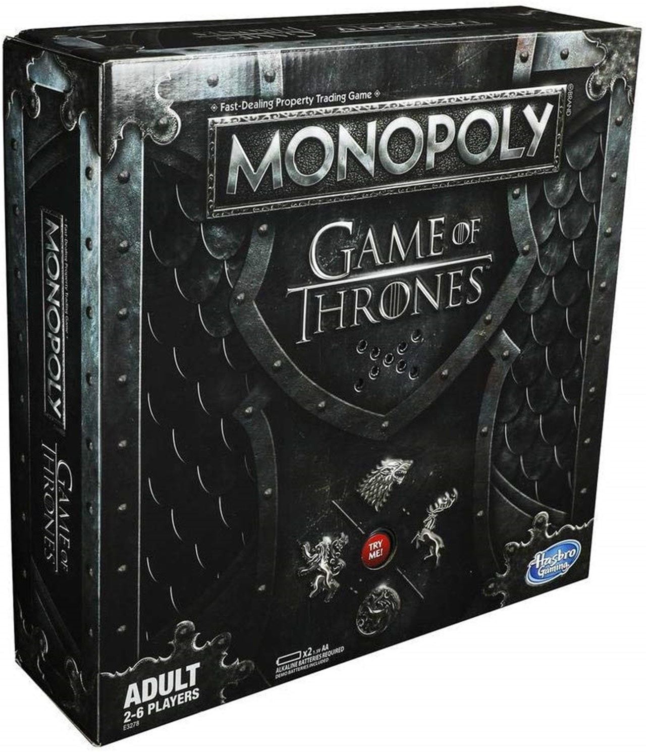 Monopoly: Game Of Thrones - 1