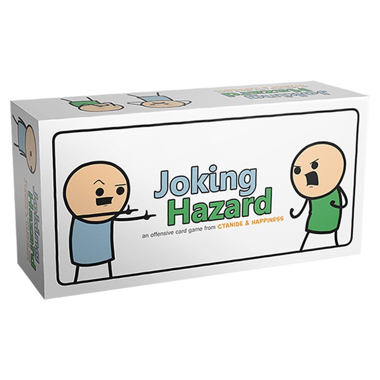 Joking Hazard by Cyanide & Happiness - 1