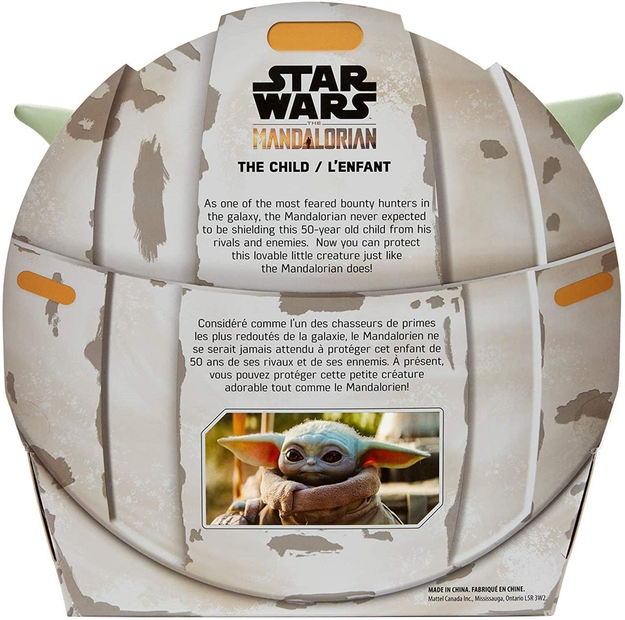 "The Mandalorian: The Child (Baby Yoda) 11"" Star Wars Plush - 5"