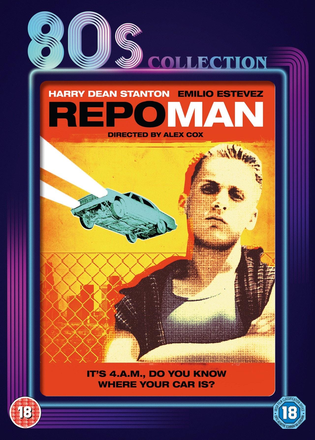 Repo Man - 80s Collection - 1