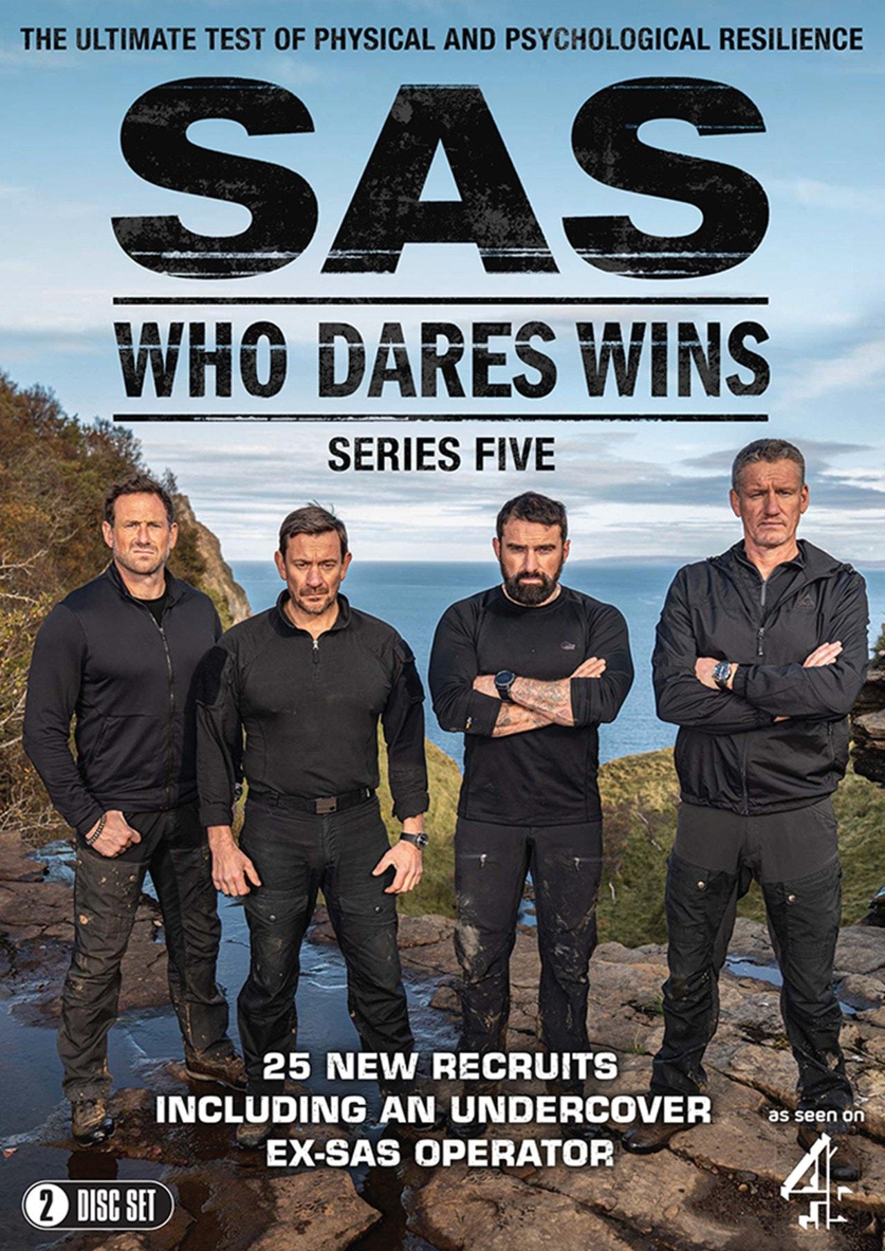 SAS: Who Dares Wins: Series Five - 1