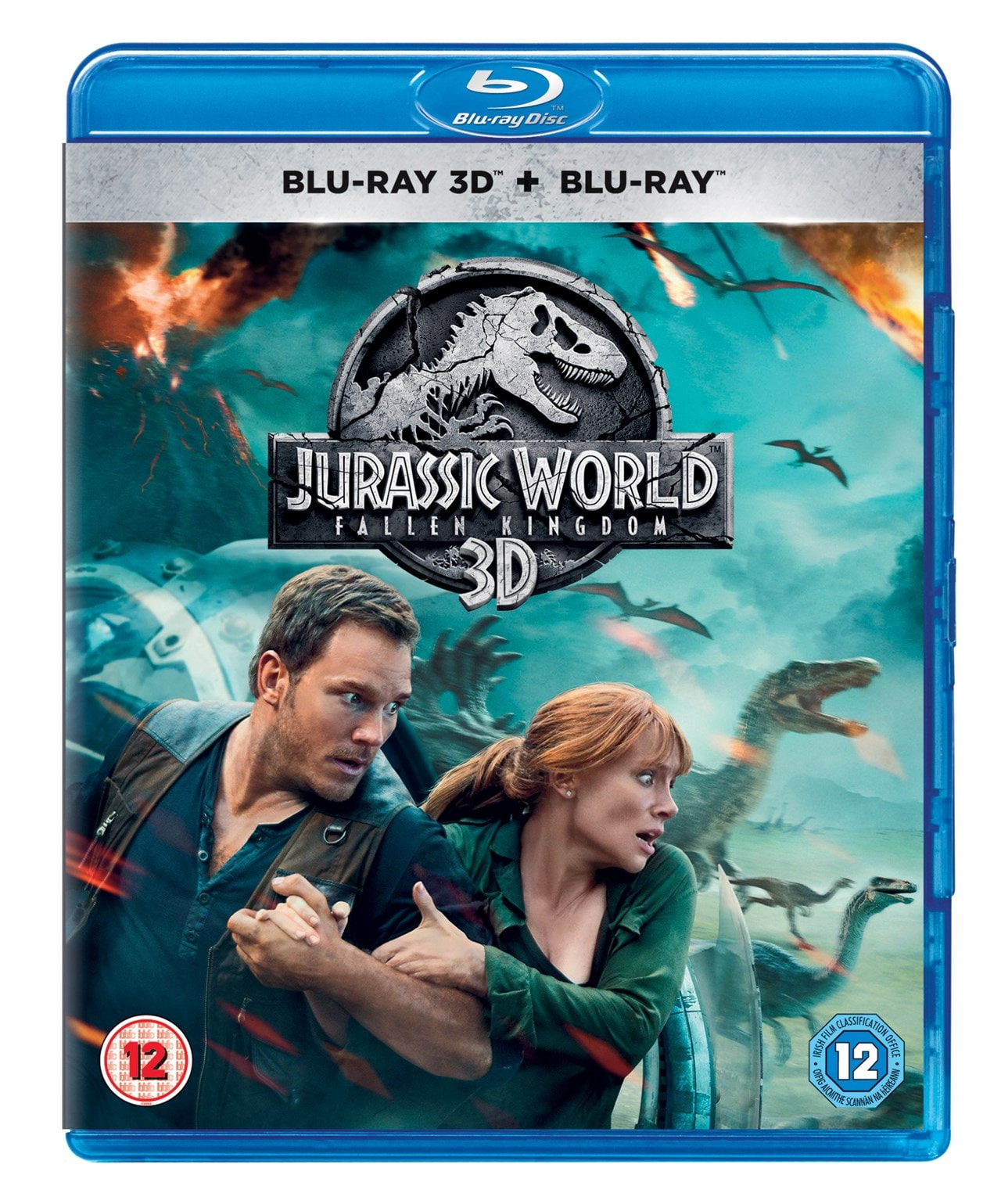 Jurassic World - Fallen Kingdom - 1