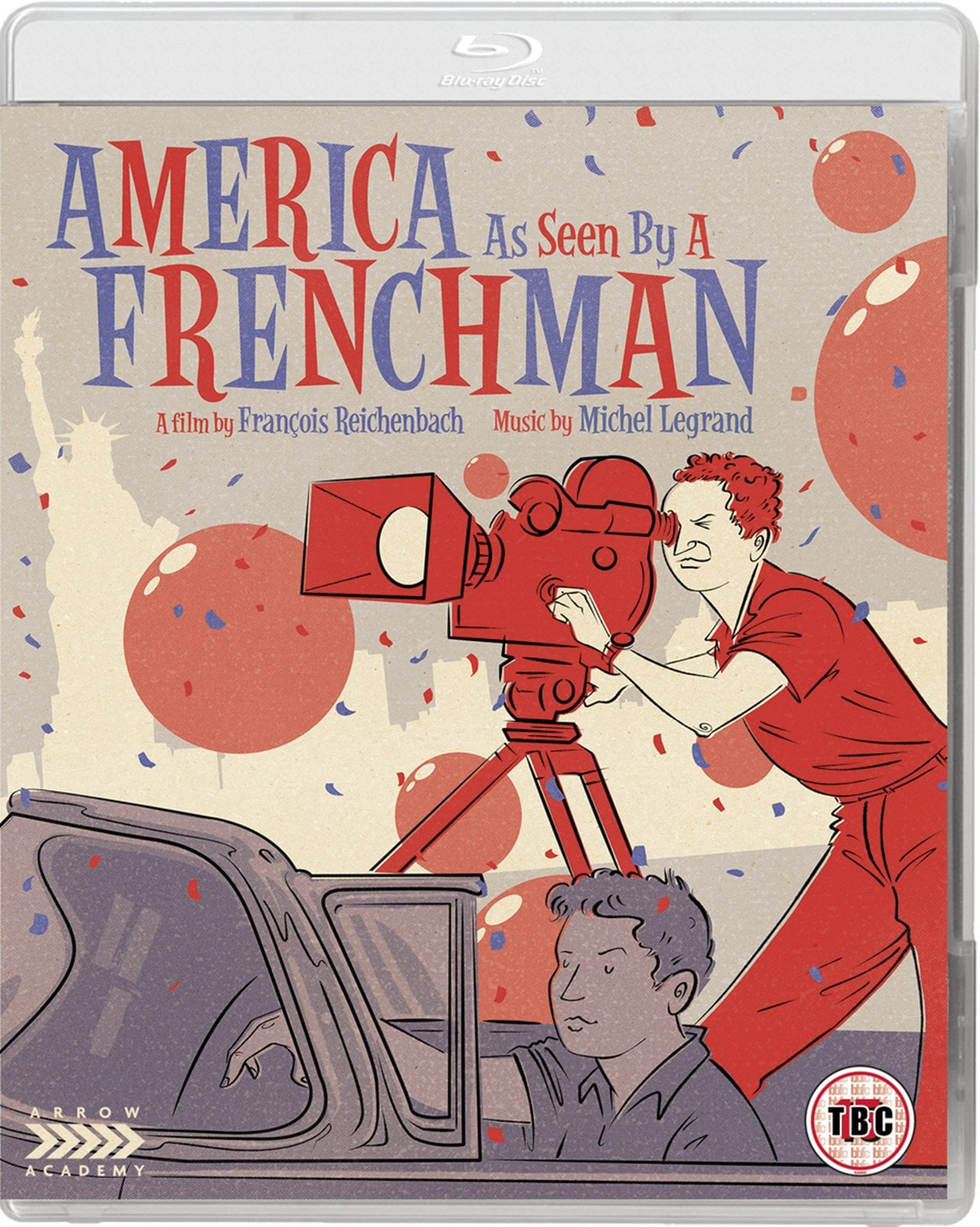 America As Seen By a Frenchman - 1