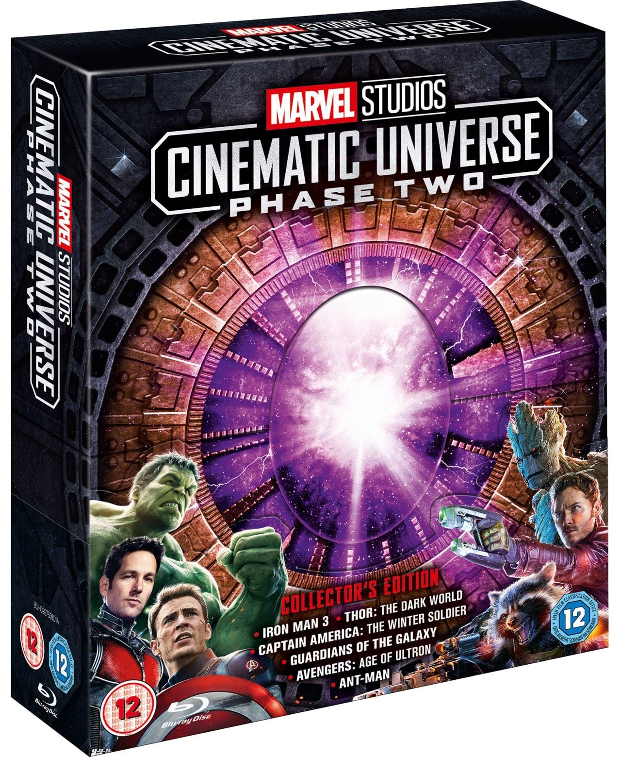 Marvel Studios Cinematic Universe: Phase Two - 2