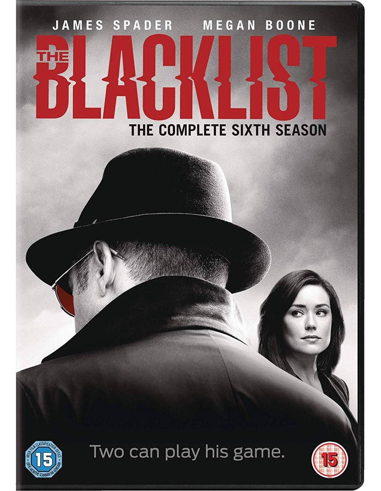 The Blacklist: The Complete Sixth Season - 1